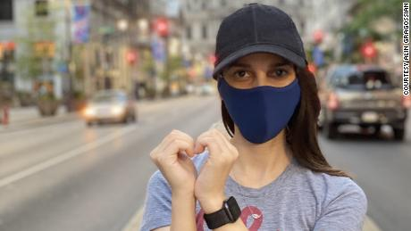 This ER doctor and heart transplant survivor wants you to wear a mask