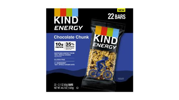 Kind Chocolate Chunk Energy Bars, 22-Count