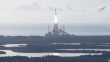 Mars launch: NASA sends Perseverance rover to space