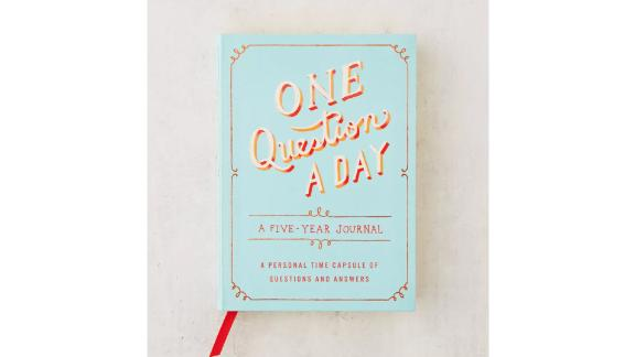 One Question a Day: A Five-Year Journal by Aimee Chase