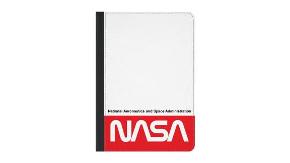 NASA Logotype Case (Red)