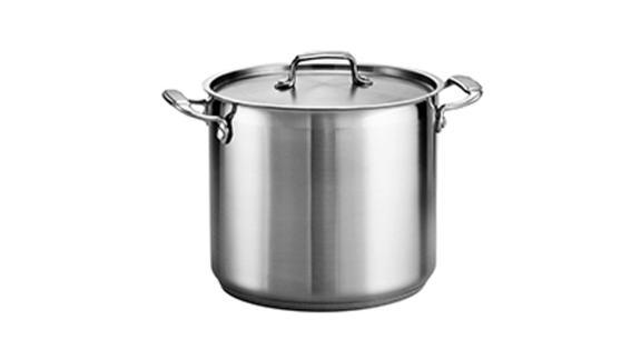 Tramontina Gourmet Aluminum Stockpot With Lid