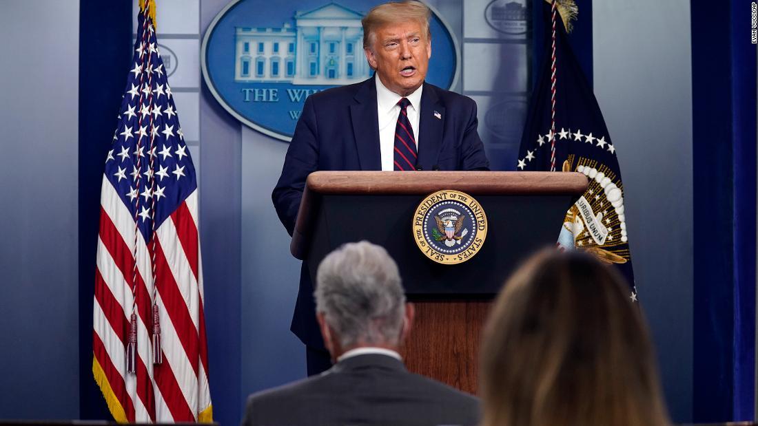 Trump releases 2019 financial disclosure report