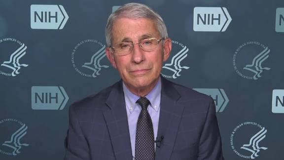 Image for A variety of responses by US states hurt the country's ability to contain the coronavirus pandemic, Fauci says