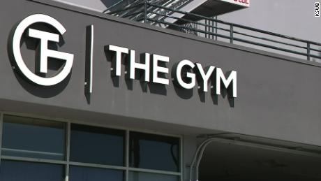 San Diego gym that defied a shut down order linked to a coronavirus outbreak.