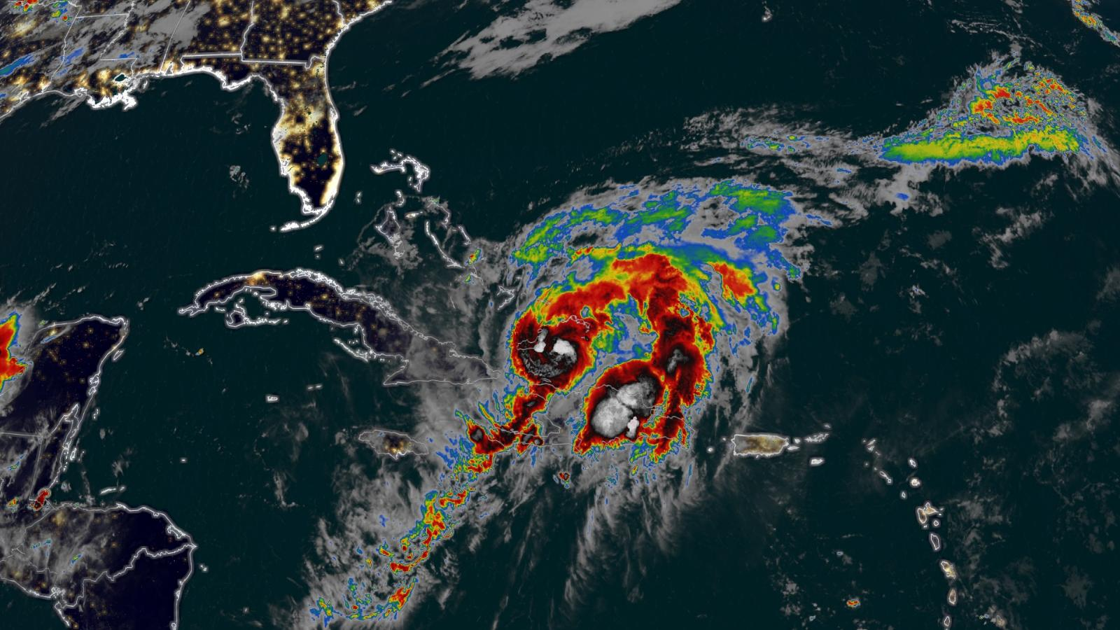 Hurricane Isaias to impact Bahamas today with long-term plans to hit the US