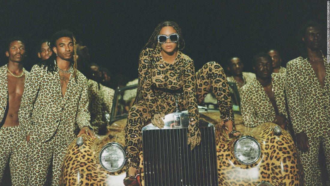 Beyoncé's celebratory visual album 'Black Is King' drops on Disney+ – CNN