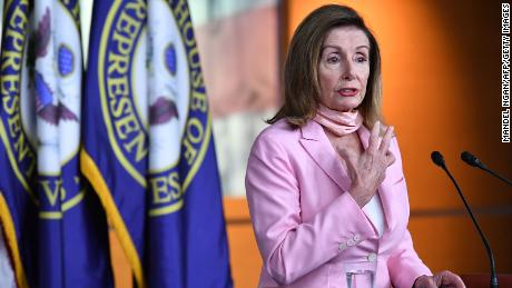 Stimulus negotiations: Pelosi rejects possibility of short-term extension of federal jobless benefits