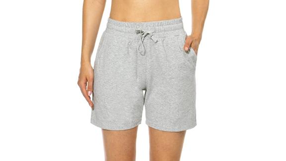 Baleaf Casual Jersey Cotton Shorts