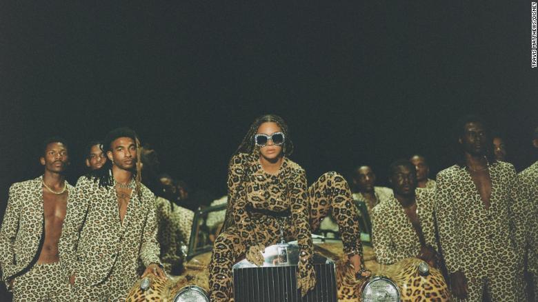 Beyoncé drops new visual album