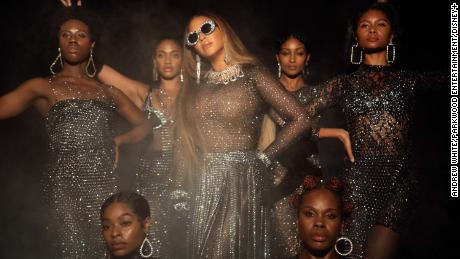 Black Black Is King ': Beyoncé's visual album is a celebration of fashion and symbolism