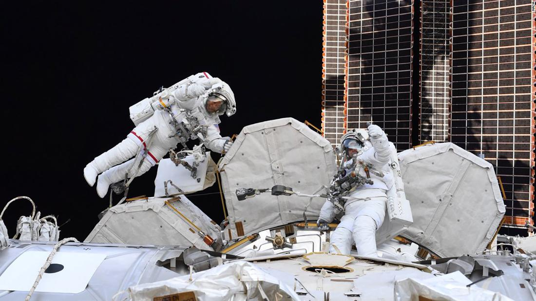 International Space Station Fast Facts Cnn