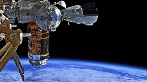 """""""If the weather at our splashdown location is right, next week at this time @SpaceX's Crew Dragon Endeavour will no longer be docked to the front of @Space_Station,"""" <a href=""""https://twitter.com/AstroBehnken/status/1288595200319852546"""" target=""""_blank"""" target=""""_blank"""">Behnken tweeted</a> on Wednesday, July 29. """"My family is excited!"""""""