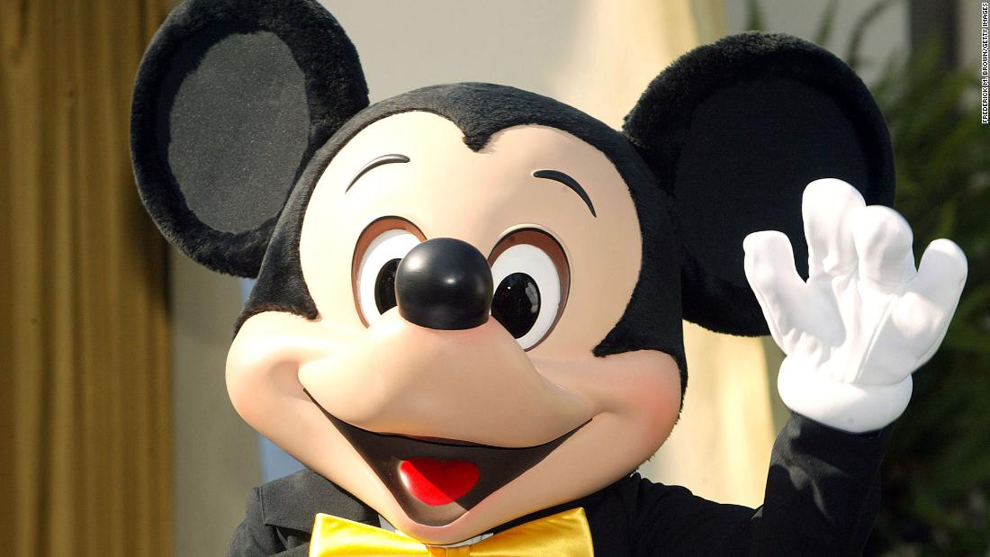 Rhode Island mistakenly issued tax refund checks signed by Walt Disney and Mickey Mouse - CNN