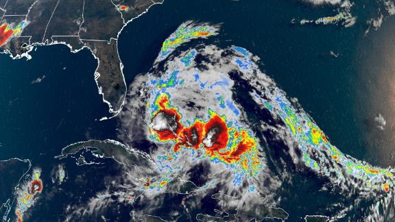 Hurricane Isaias is expected to be near Florida's east coast Saturday night and Sunday.