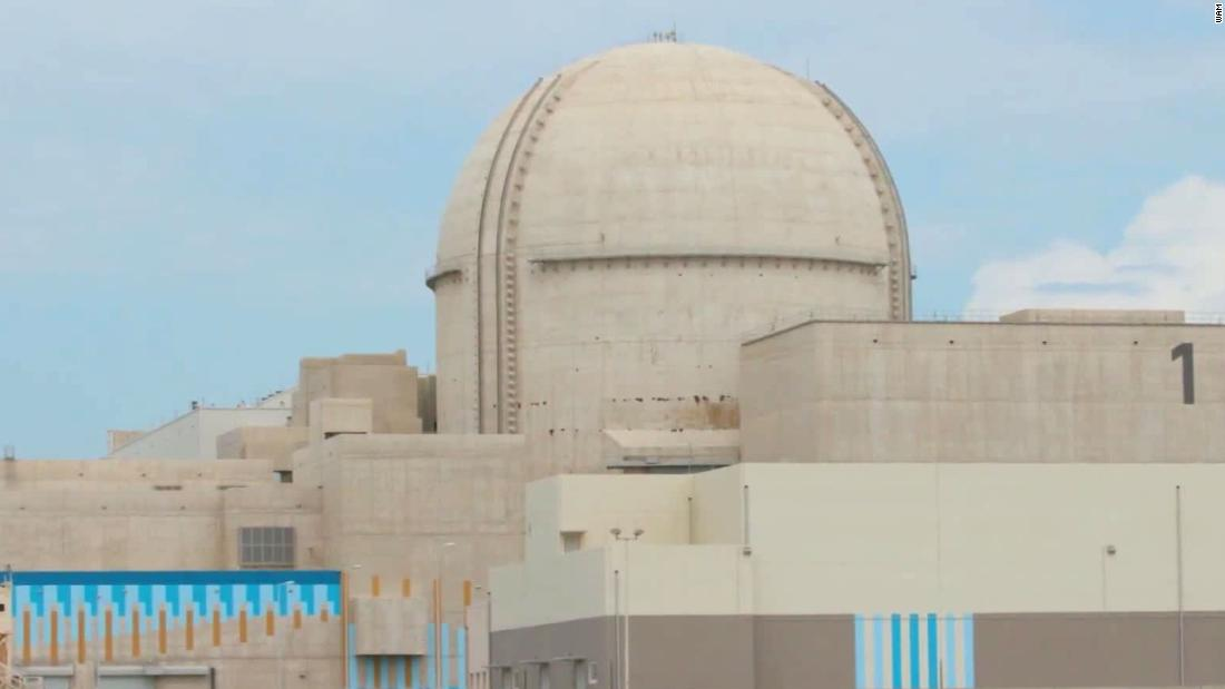 Arab world reaches nuclear milestone