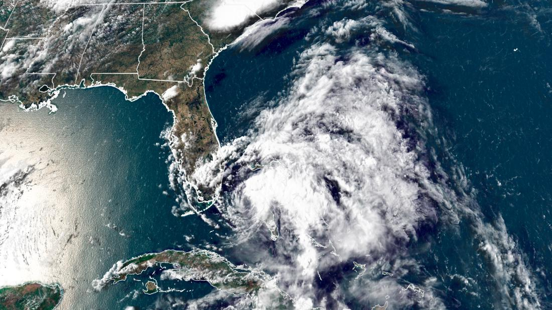 Isaias forecast to regain hurricane strength overnight as it approaches Florida