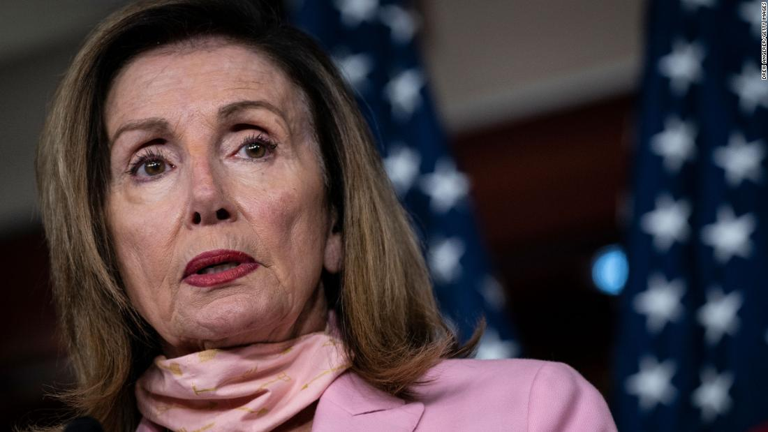 'Captain of a ship in uncharted waters': Inside Nancy Pelosi's first months of the new Congress