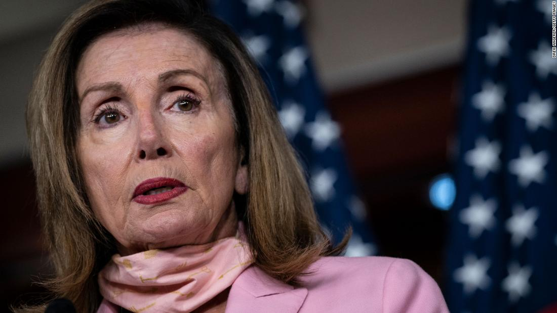 Pelosi warns 'no chance' of US-UK trade deal if Brexit violates international treaty – CNN