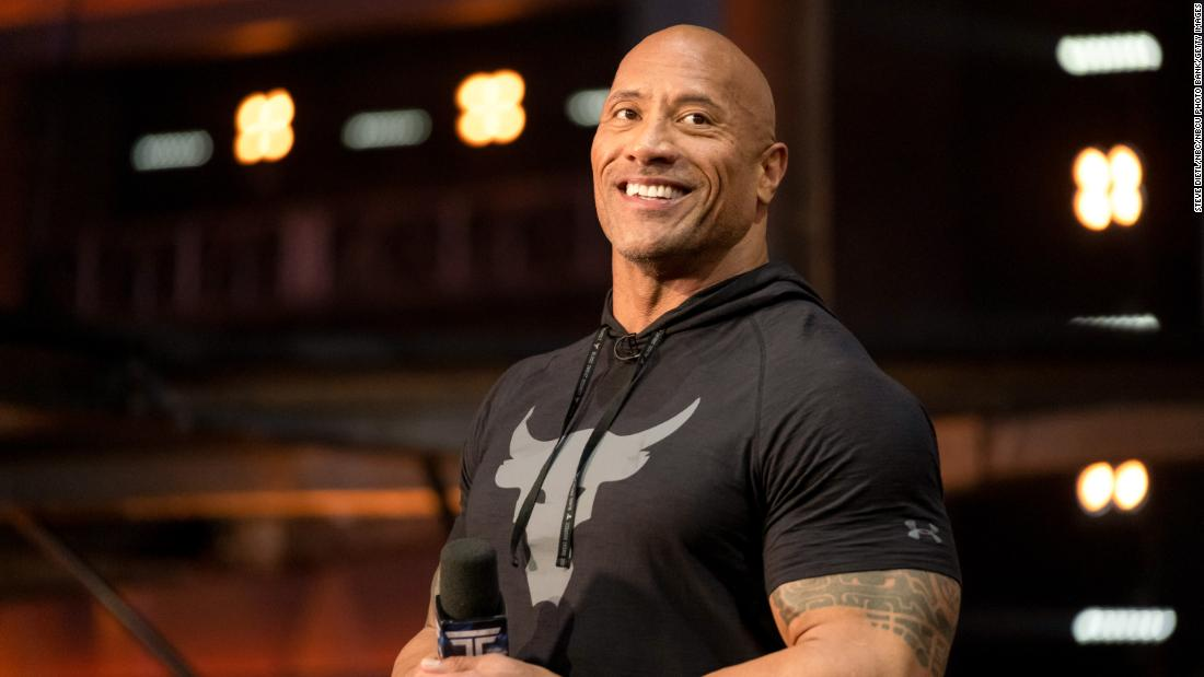 """Dwayne """"The Rock"""" Johnson is part of the team buying XFL for $15 million – CNN"""