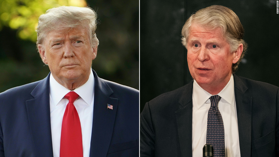 Manhattan DA interviewed employees at Trump's bank and insurance broker at criminal investigation