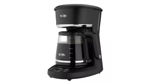 Mr. Coffee Programmable 12-Cup Coffee Maker