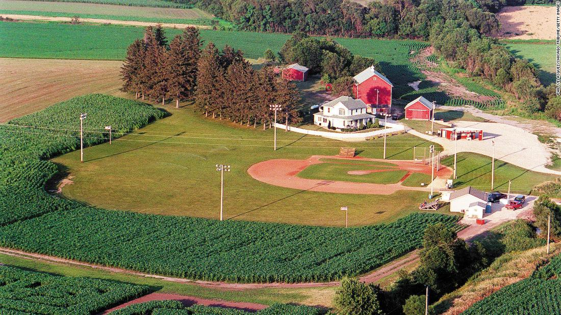 MLB's 'Field of Dreams' game in Iowa postponed to 2021 because of  coronavirus - CNN