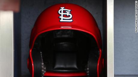 A St. Louis Cardinals executive batted down rumors that players went to a casino.