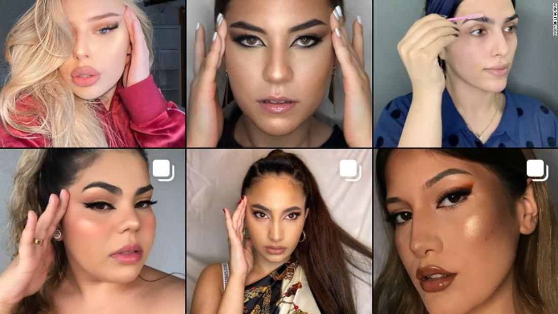 As the fox eye beauty spread online, critics insisted it was racist