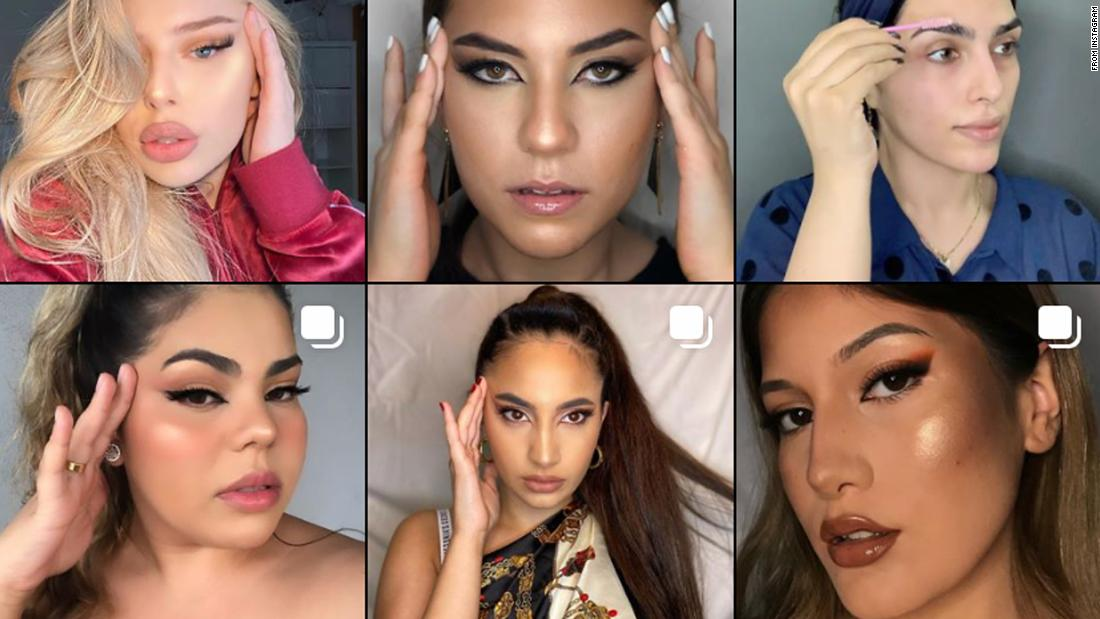 www.cnn.com: The 'fox eye' beauty trend continues to spread online. But critics insist it's racist