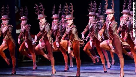The Rockettes' 2020 Christmas Spectacular is canceled over Covid