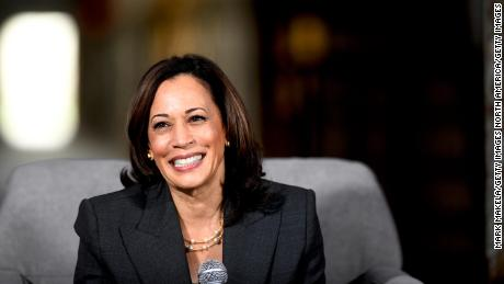 Kamala Harris, Biden's running mate, spent career breaking barriers