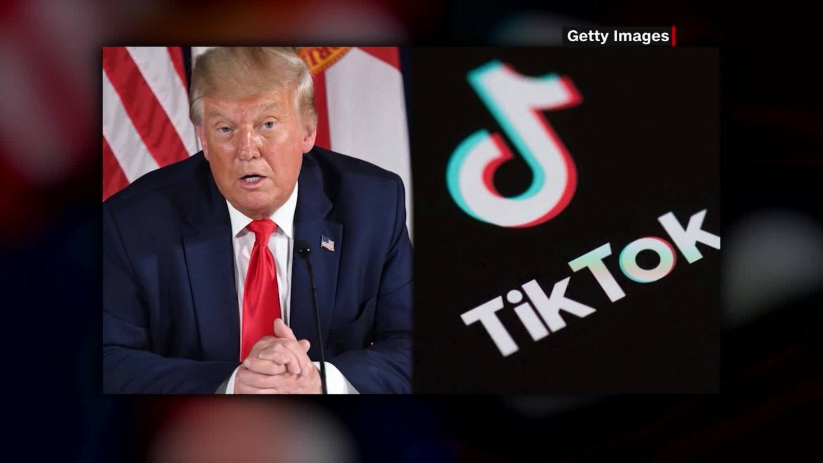 TikTok, Trump and a dangerous precedent for democracy - CNN