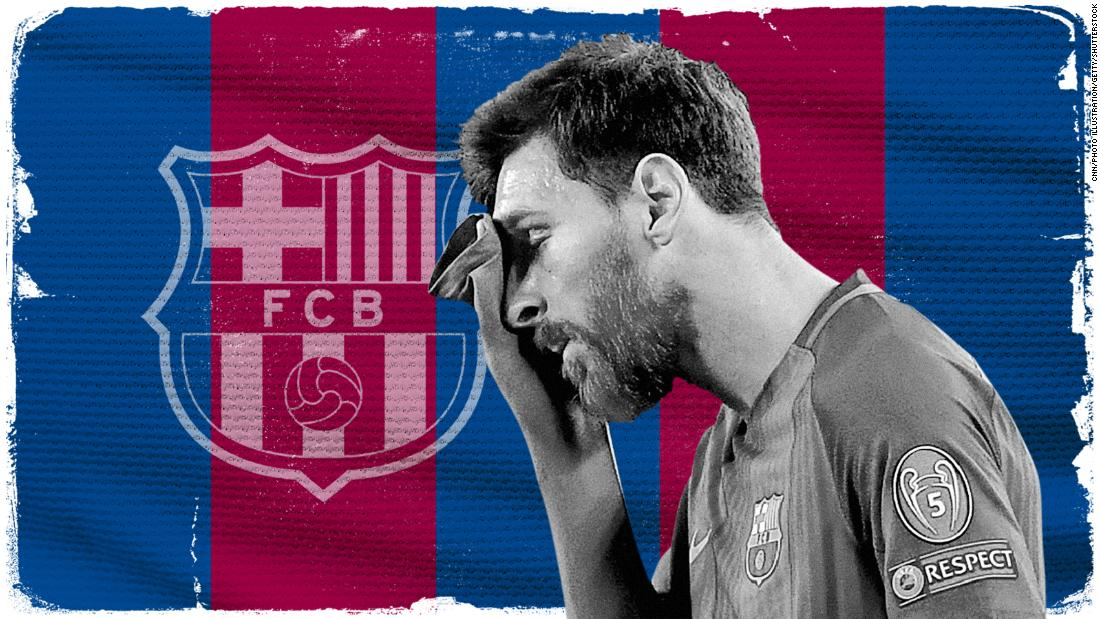 Lionel Messi and Barcelona: The highs and lows