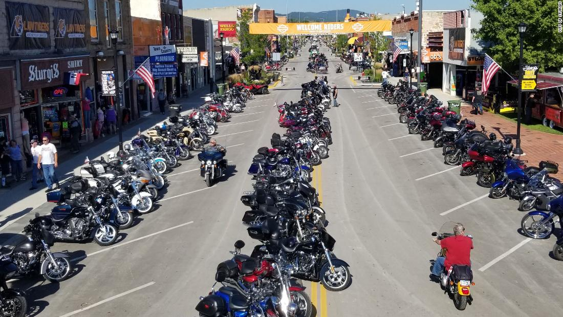 An event that brings thousands of tourists to a small South Dakota city is about to begin