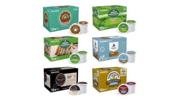 Keurig K-Cup Pod Variety Pack, Single-Serve Coffee K-Cup Pods