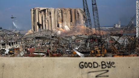 Ne blâmez pas le destin pour la cruelle tragédie de Beyrouth