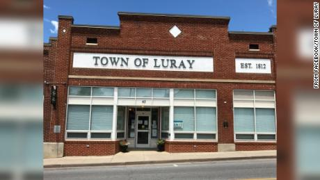 Members of the town council of Luray, Virginia, have condemned a statement allegedly posted to the Facebook page of Mayor Barry Presgraves.