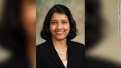 Sarmistha Sen, 43, was killed after going out for a morning run on August 1 in Plano, Texas.