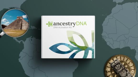 Photo: Ancestry DNA