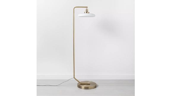 Hearth & Hand With Magnolia Brass Floor Lamp