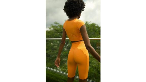 Year Of Ours Ribbed High-Waisted Bike Short