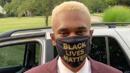 Black Pennsylvania high school student forced to take off Black Lives Matter mask at graduation ceremony, family says