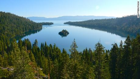 The best lakes in California