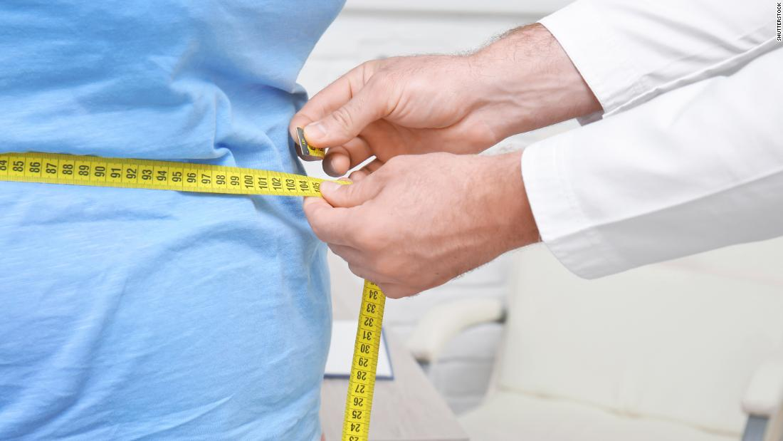 In Canada, obesity will no longer be particular by weight on my own - CNN thumbnail