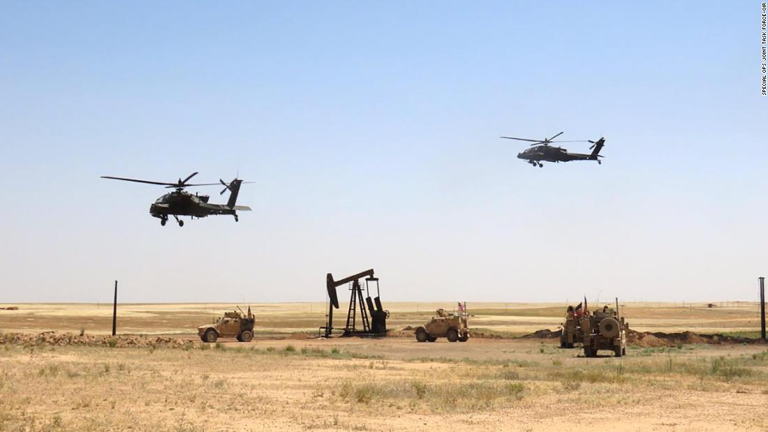 Former Army Delta Force officer, US ambassador sign secretive contract to develop Syrian oil fields