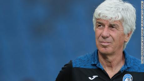 """Gasperini's ability to bring in players who haven't played to their full potential and turn them into productive players, like """"any good manager,"""" has been key to Atalanta's success, according to Dorigo."""