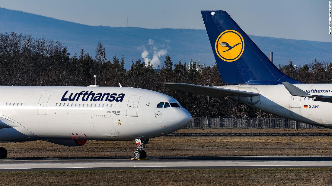 Lufthansa is looking beyond 2024 for the recovery in air travel