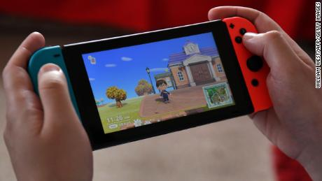 Nintendo profit jumps more than 400% thanks to the Switch and 'Animal Crossing'