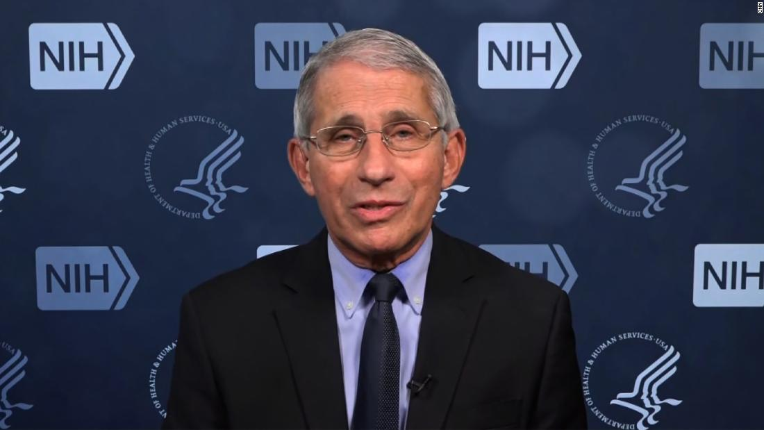 US Can Get Coronavirus Levels 'Way Down' by Election Day in November, Fauci Says